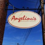 picture of the Angelinas sign