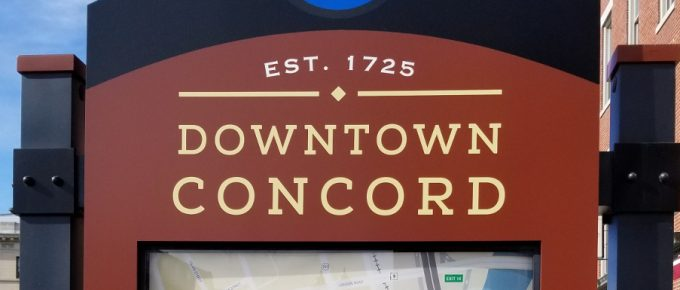 picture of downtown concord